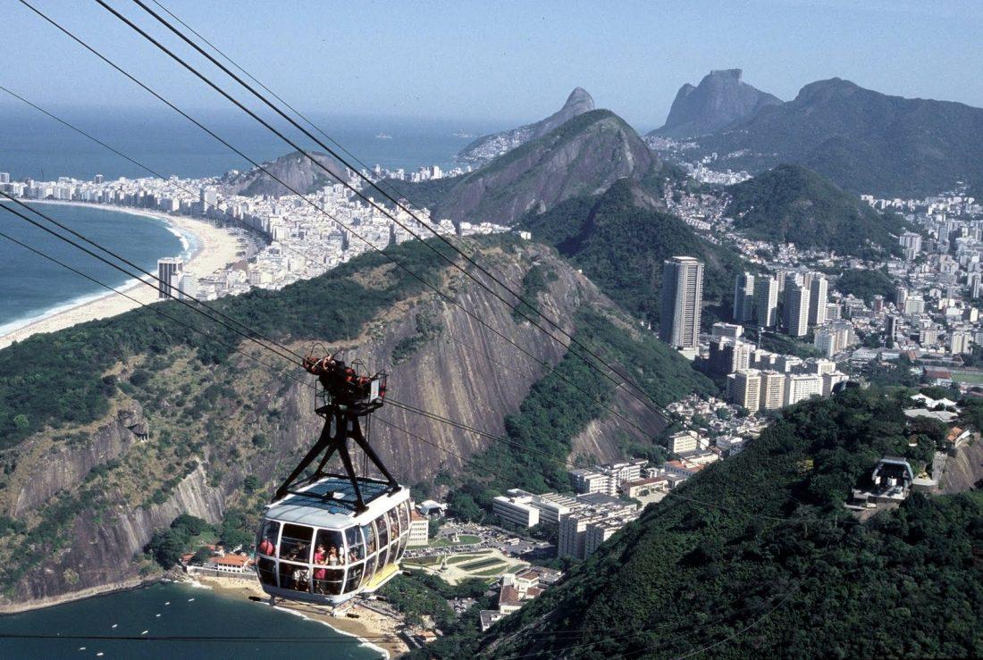 Rio de Janeiro : Pão de Açúcar