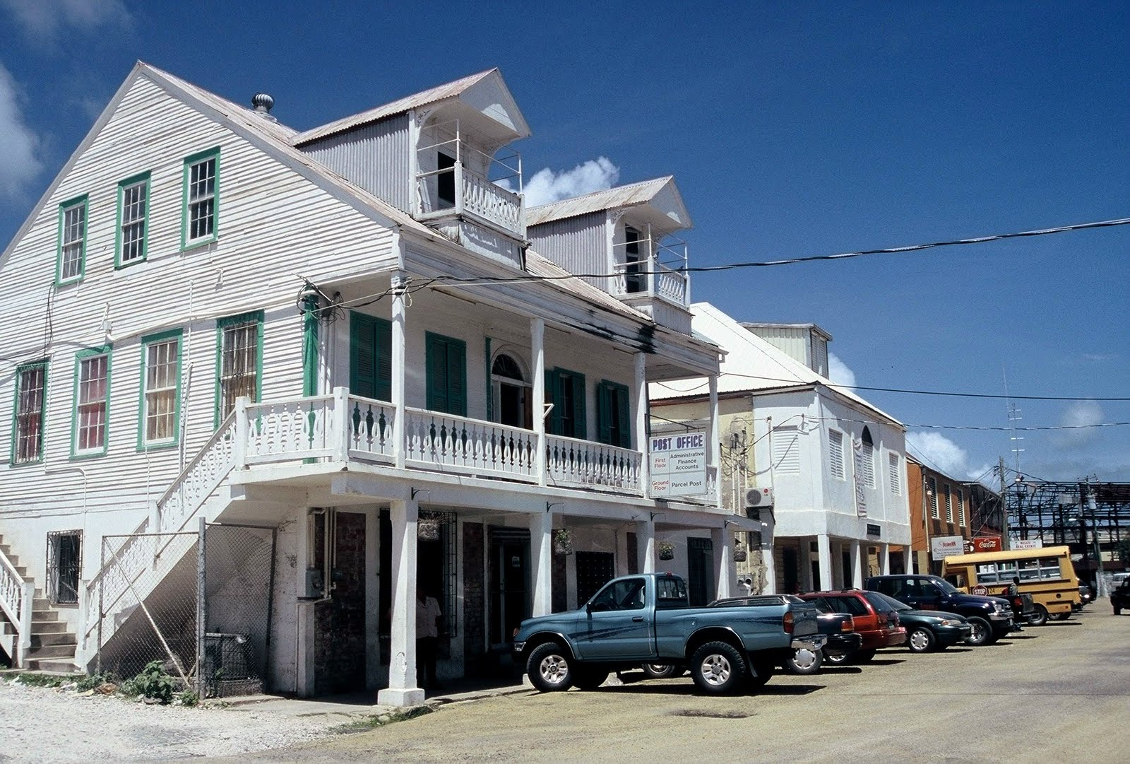 Belize City Post Office