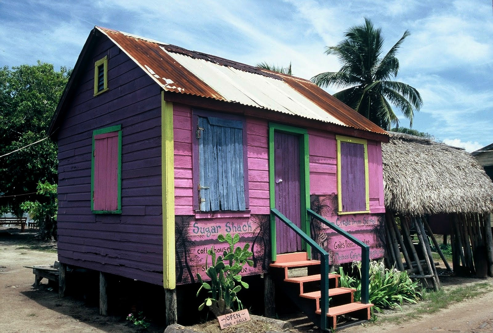 Belize : Gales Point