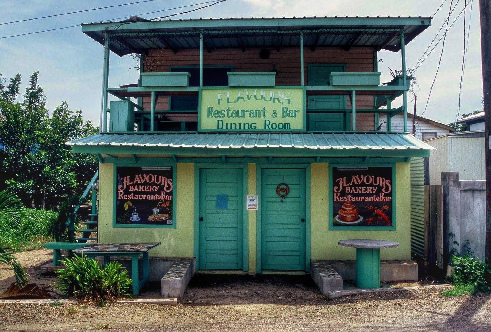 Belize : Hopkins