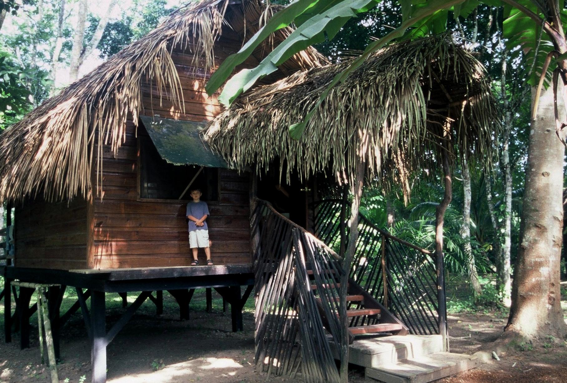 Belize : Parrot Nest Lodge