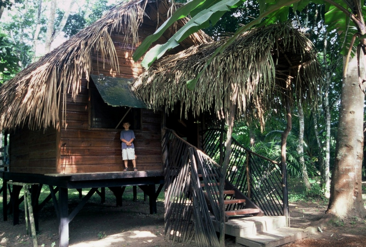 Belize : Parrot Nest Lodge