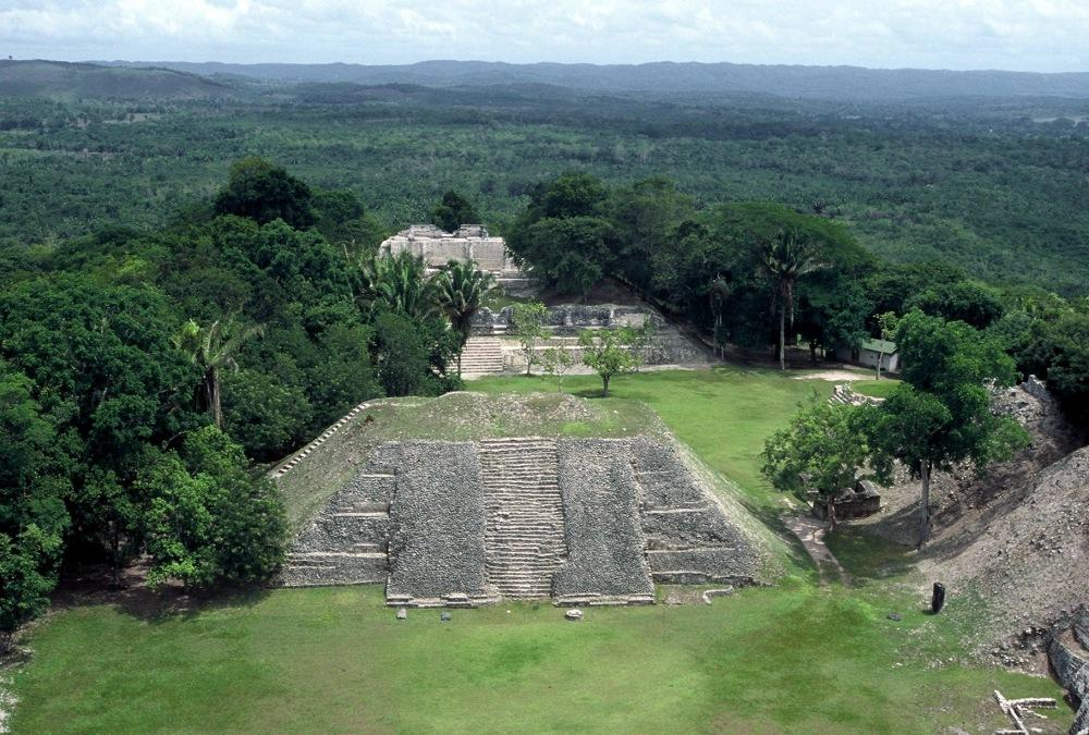 Belize : Xunantunich