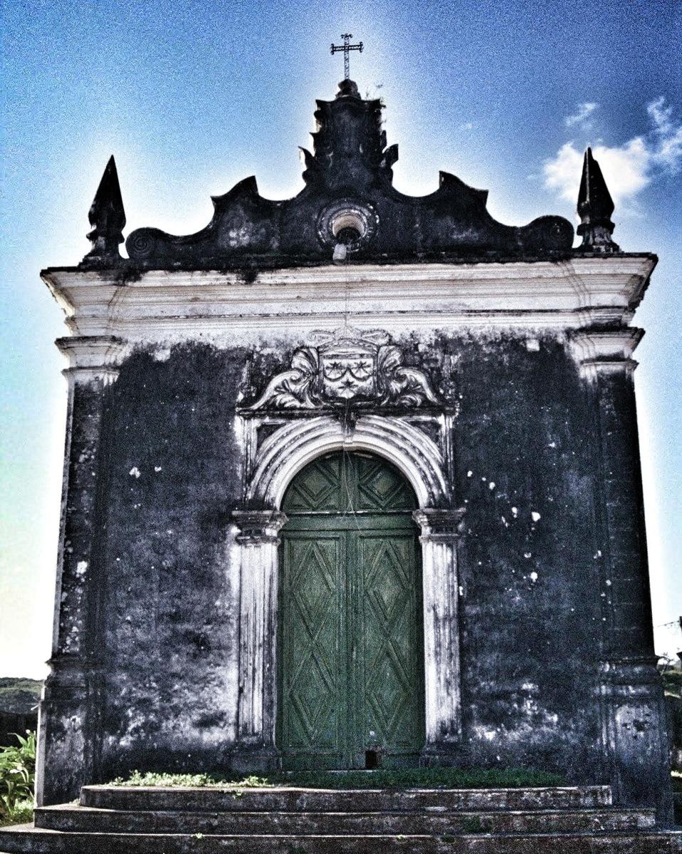 Bahia : Cachoeira : Igreja dos Escravos (NS da Ajuda)