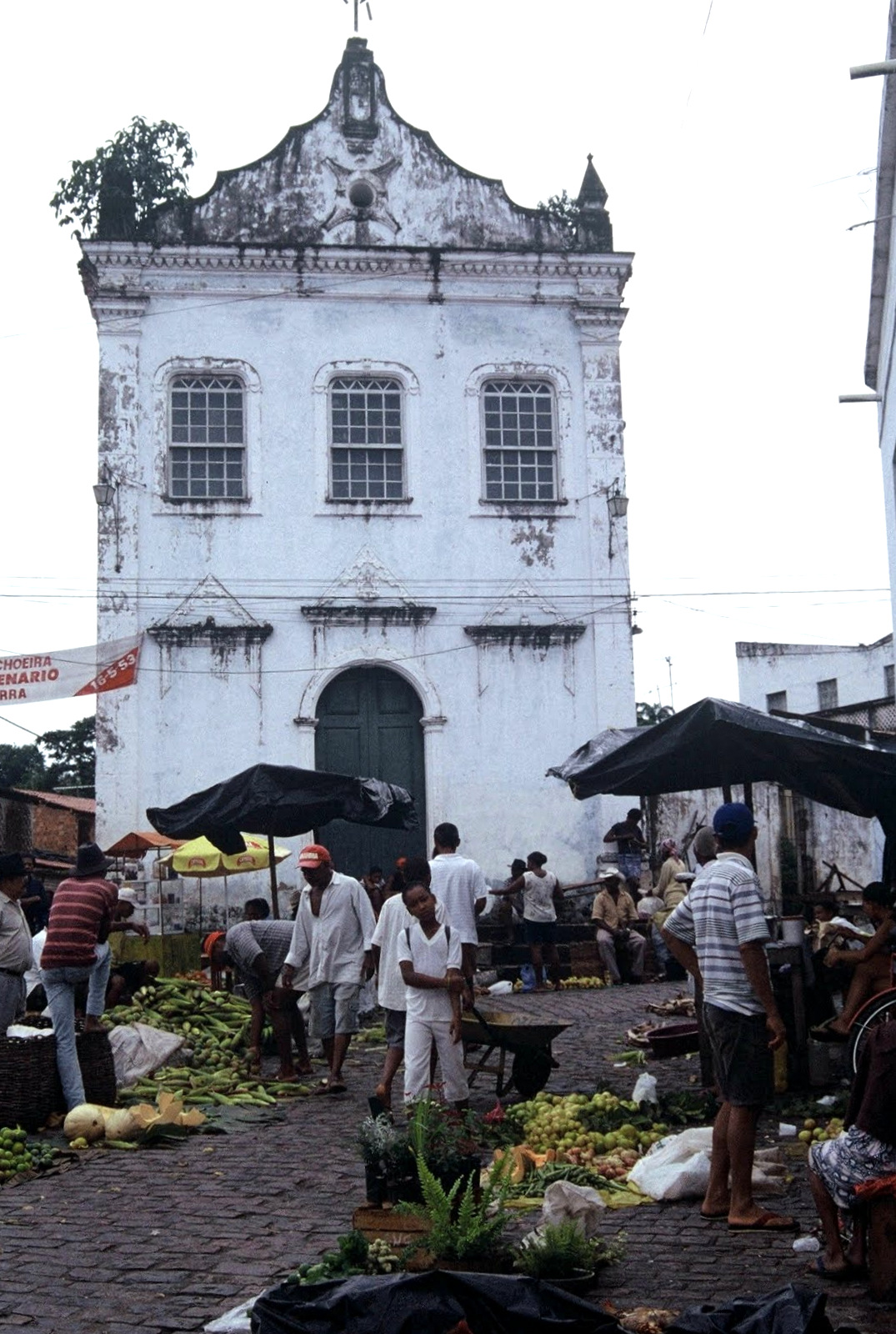 Bahia : Cachoeira mercado