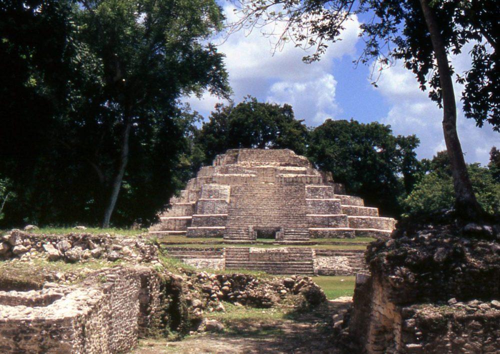 Belize : Lamanai