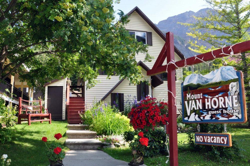 Field Village : Van Horne Guesthouse