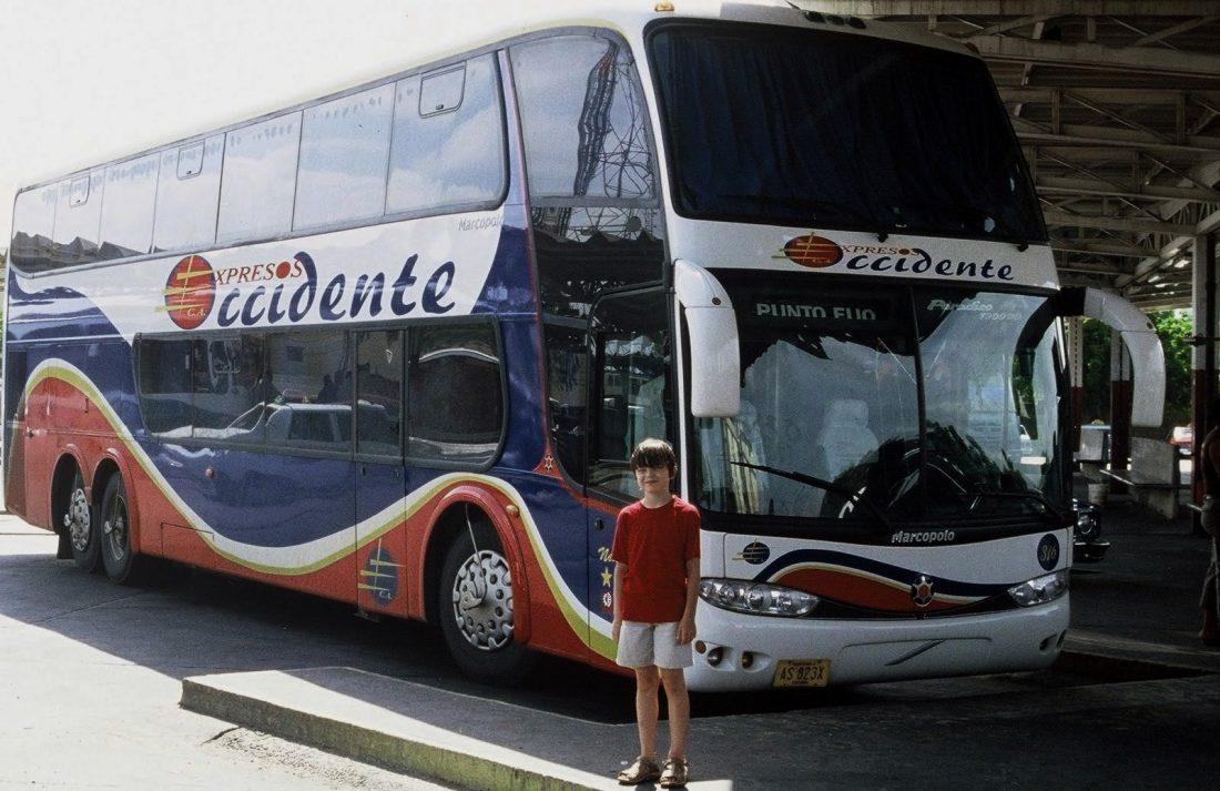 Venezuela : Occidente bus
