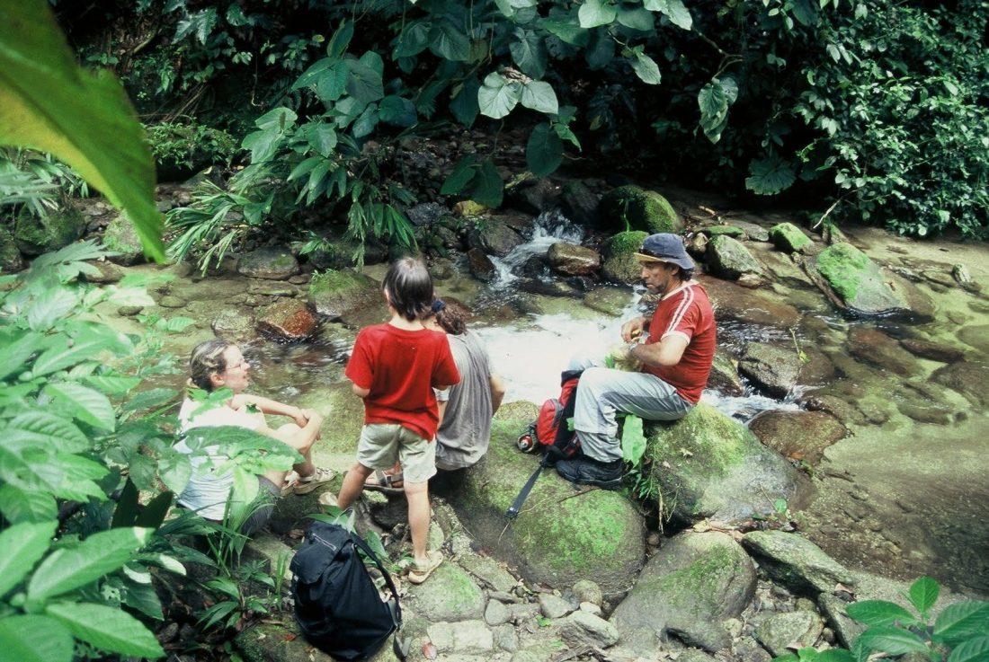 Venezuela: Henri Pittier National Park (Guia Vivi)