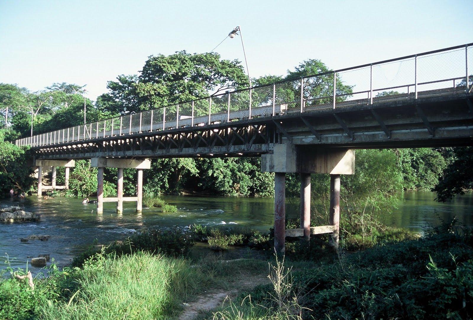 Belize : Mopan River