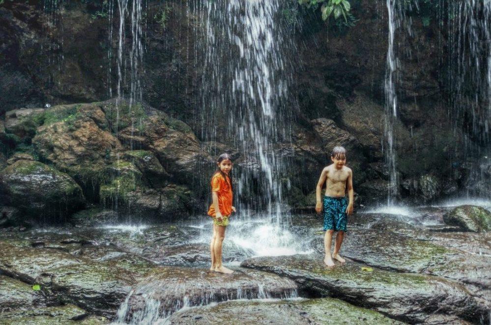 Venezuela : Parque Nacional Juan C. Falcon (Cataratas del Hueque)