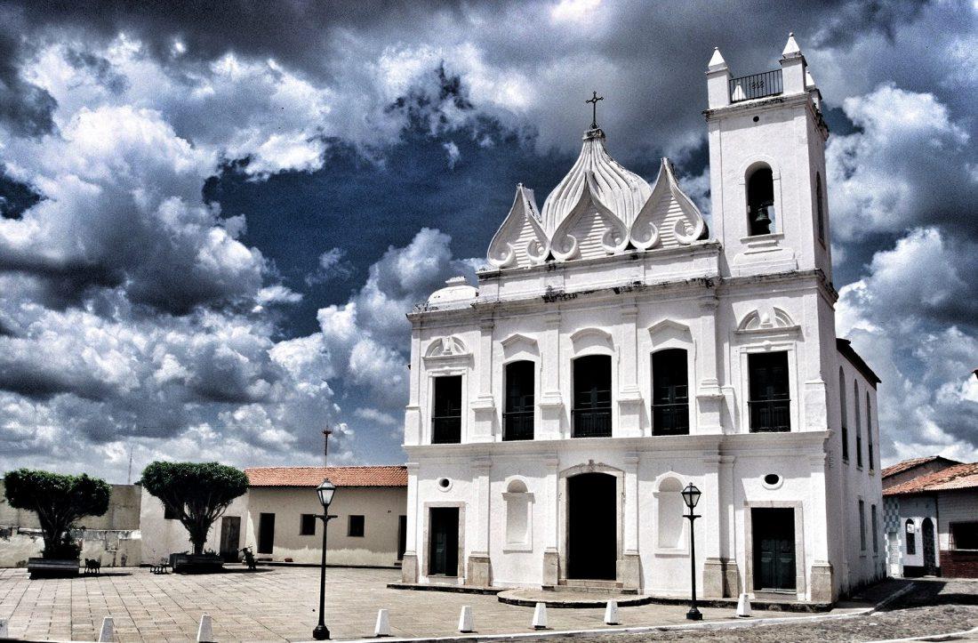 Maranhão : São Luís Igreja do Desterro