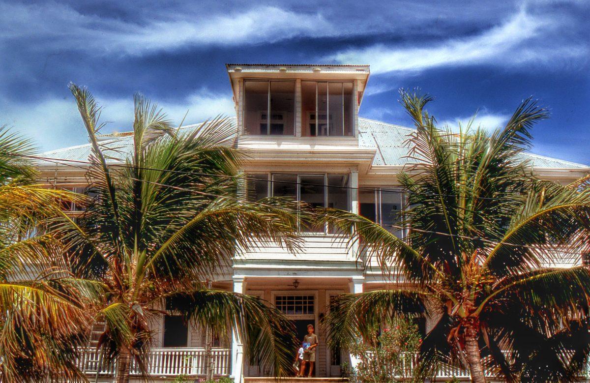 Belize City : Chateau Caraibe