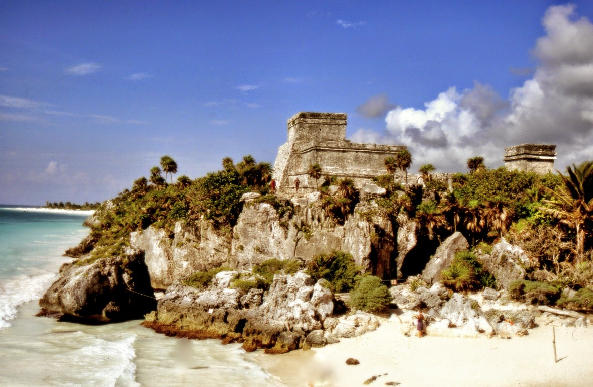 Mexique : Tulum