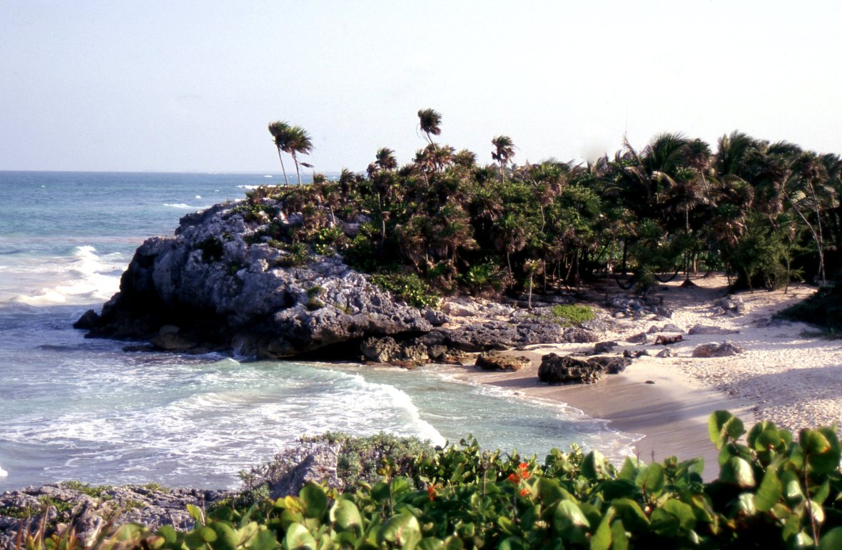 Mexique : Tulum Piedra Escondida