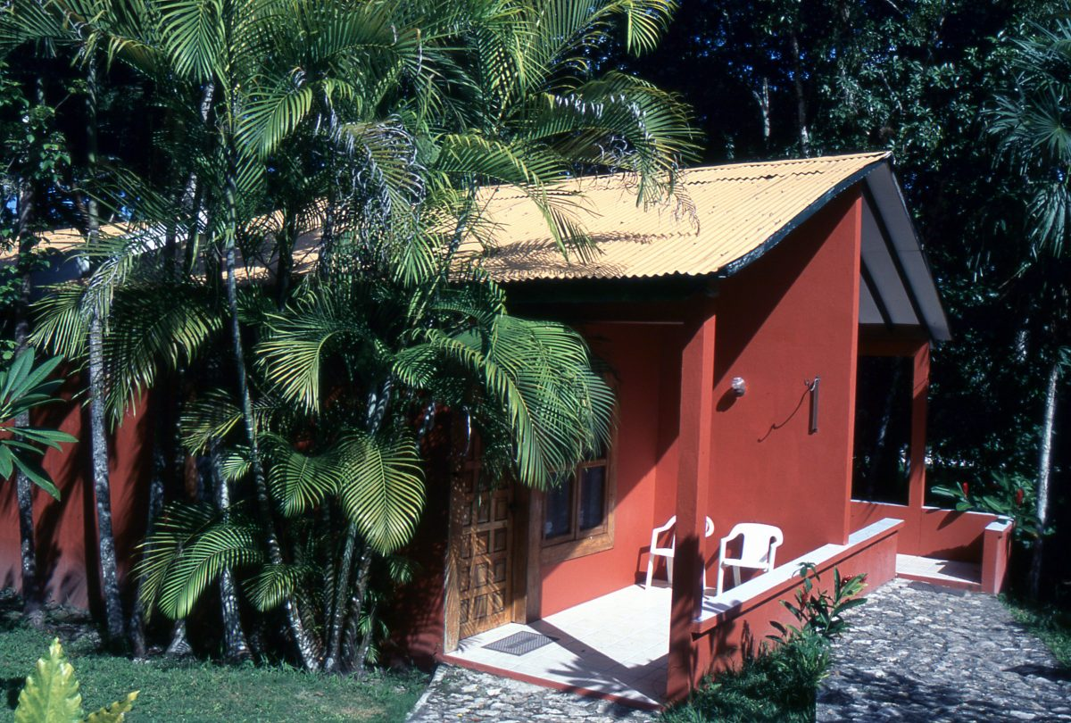 Tikal National Park : overnight in Jungle Lodge