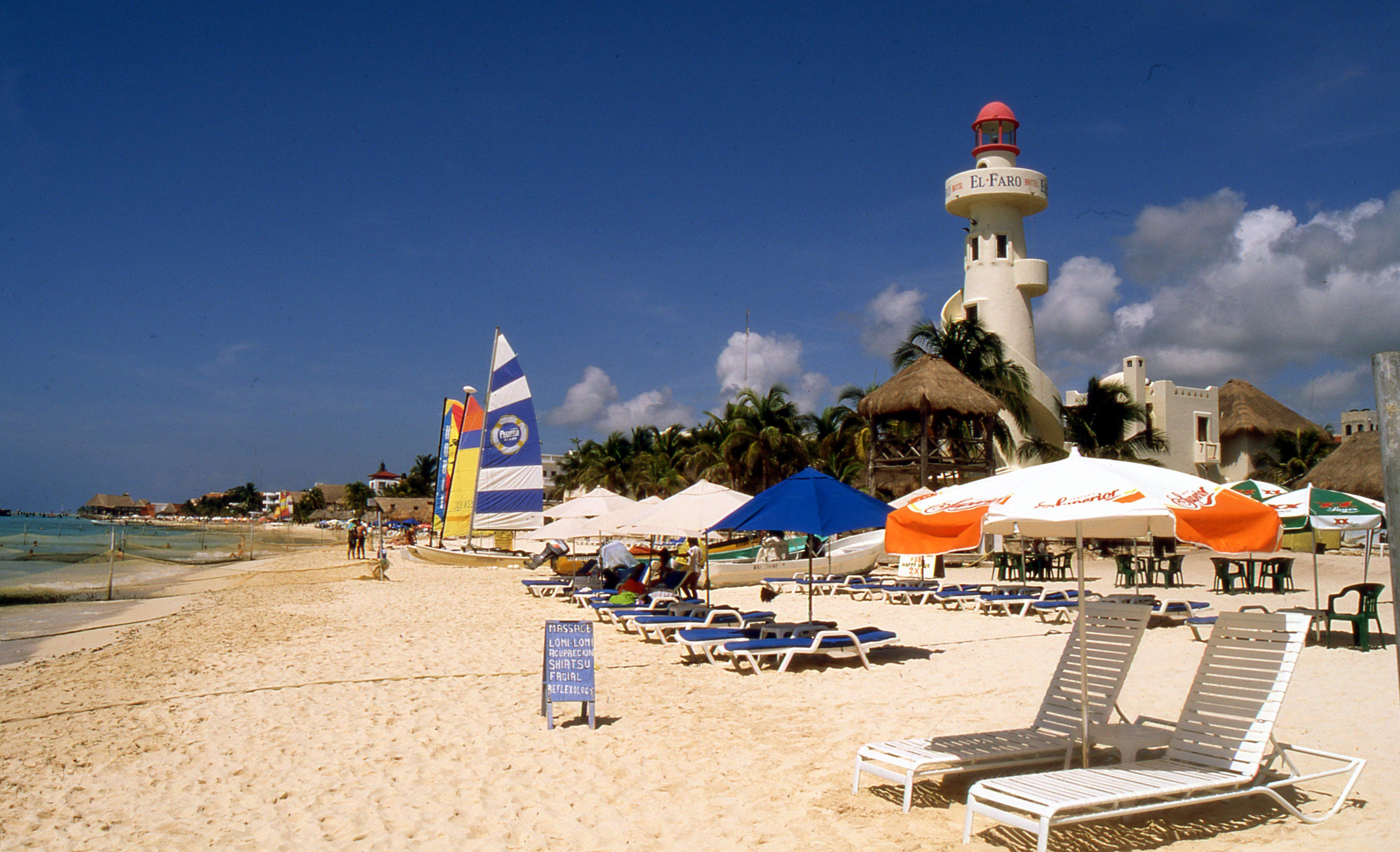 Mexique : Yucatan Playa del Carmen