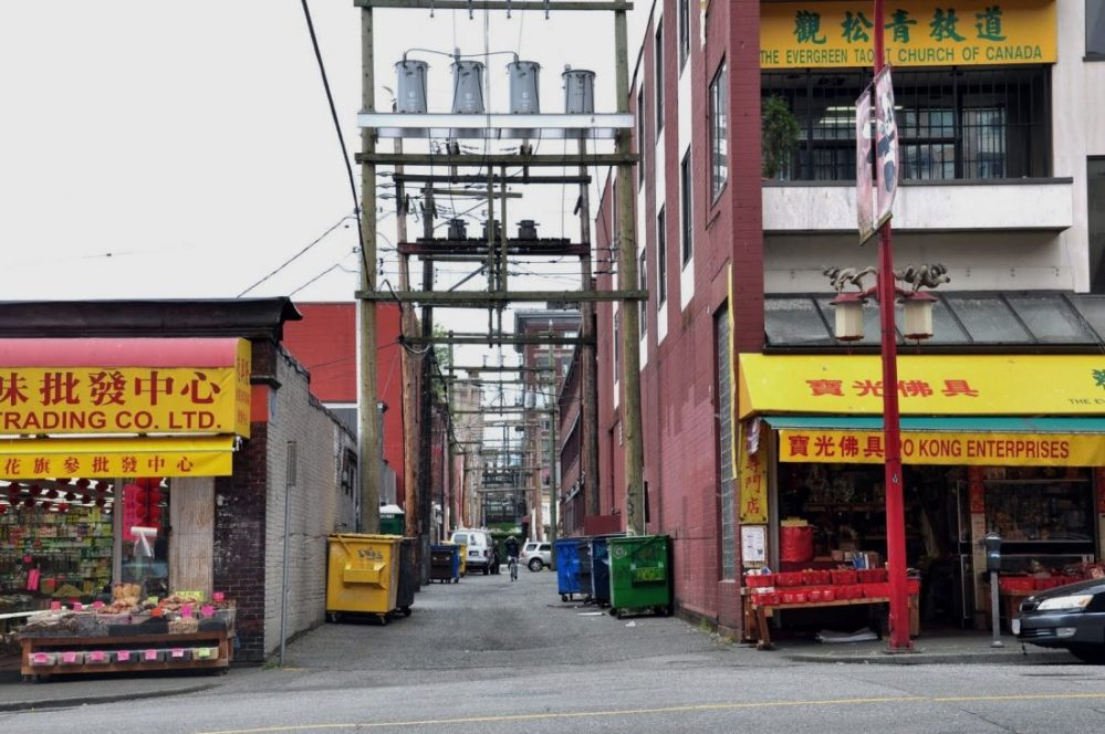 Vancouver : Chinatown