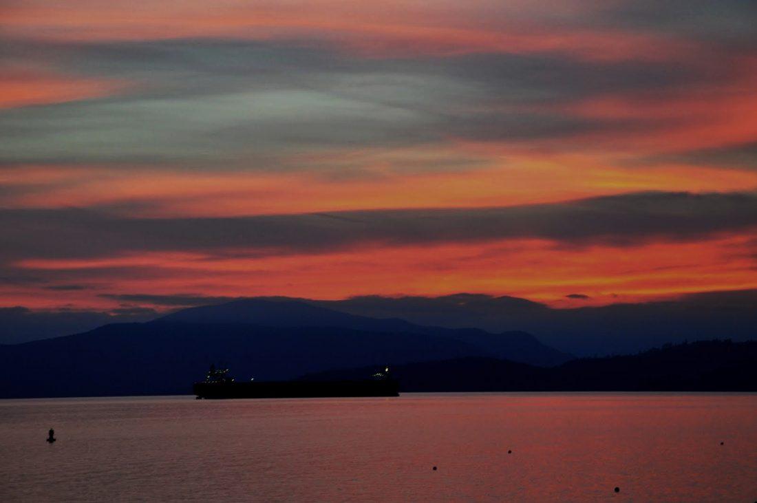 Vancouver: English Bay