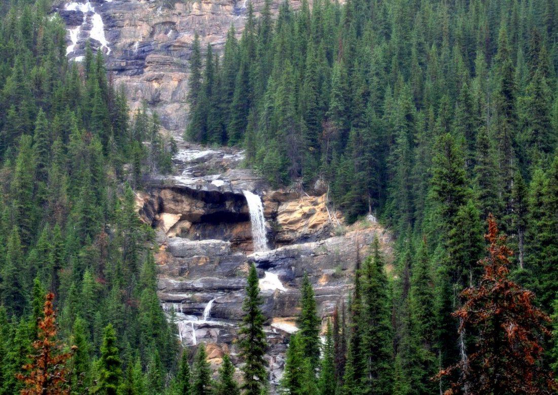 Yoho National Park (Twin Falls Trail)