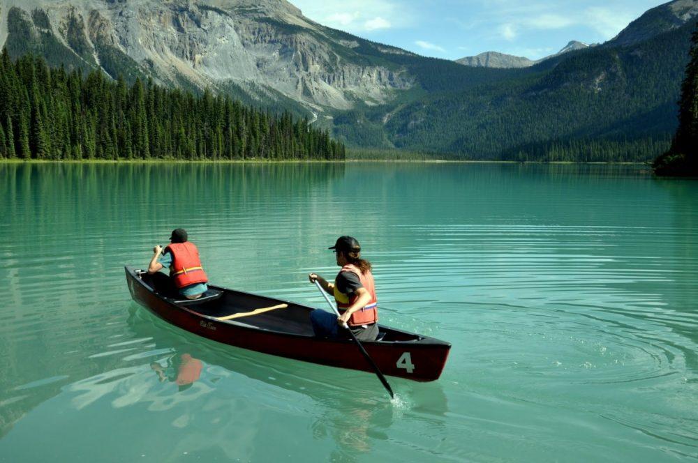 Yoho National Park (Emerald Lake)