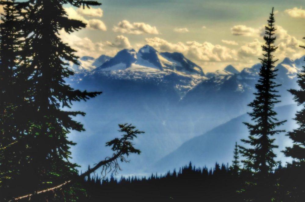 Canada : Revelstoke National Park