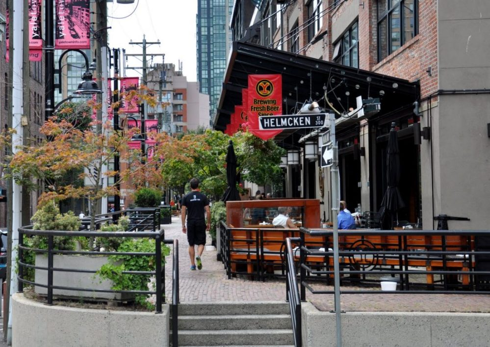 Vancouver : Yaletown
