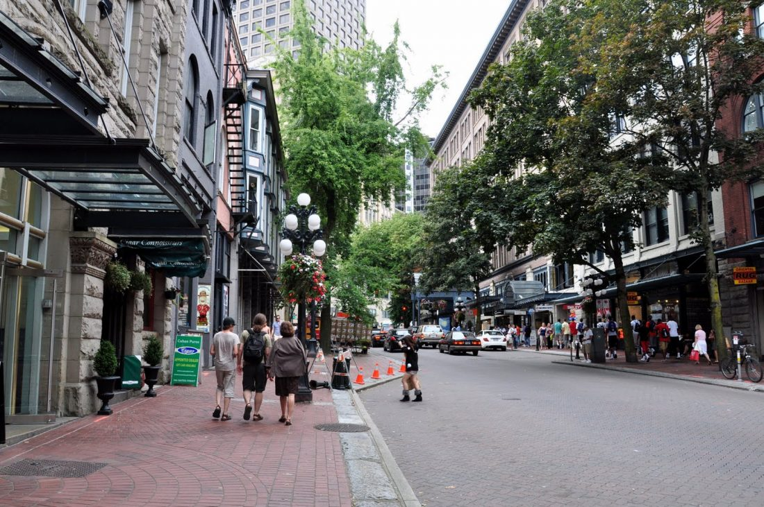 Vancouver : Gastown