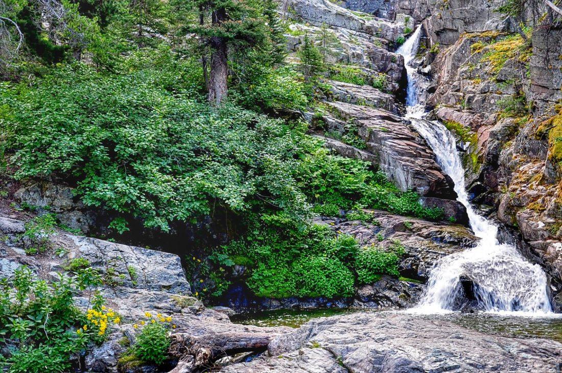 Glacier National Park : Two Medecine Lake Trail