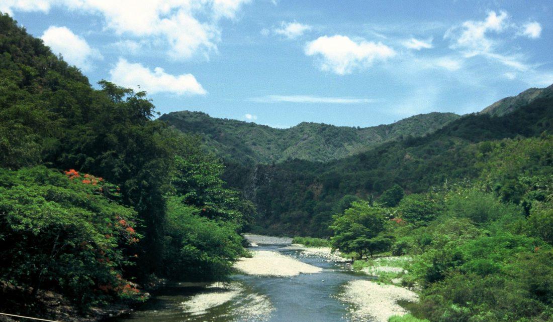 Cuba : Parque Humboldt