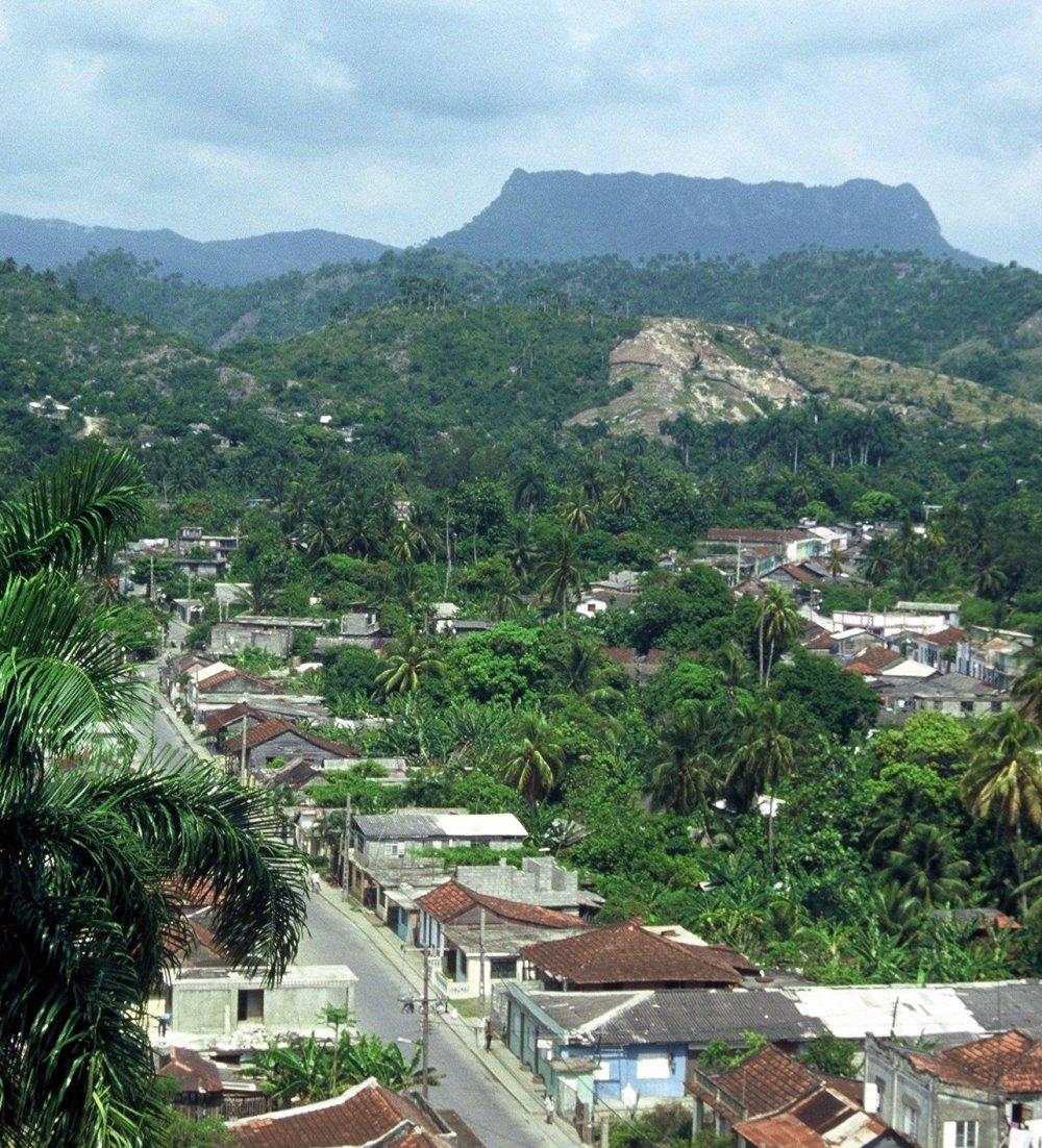 Cuba : Baracoa, El Yunque