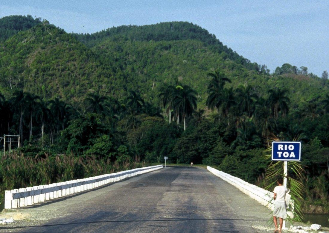 Cuba : Rio Toa