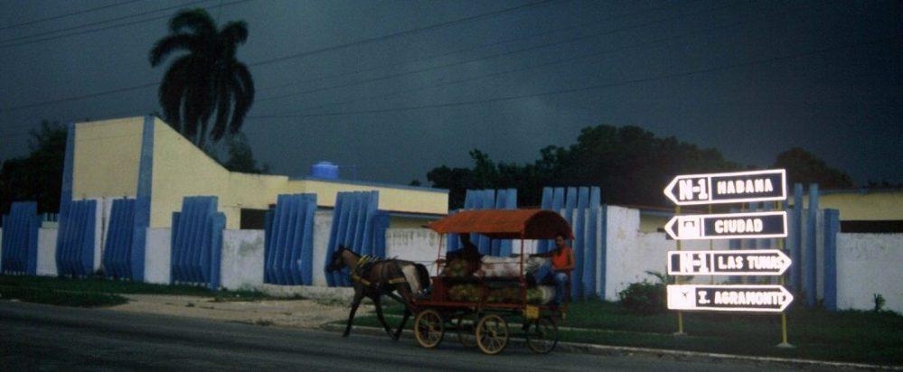 Cuba : Tormenta en Camagüey