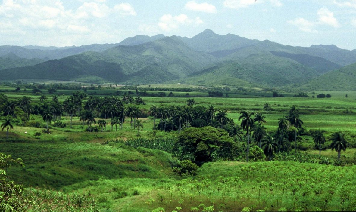 Cuba : Valle de los Ingenios