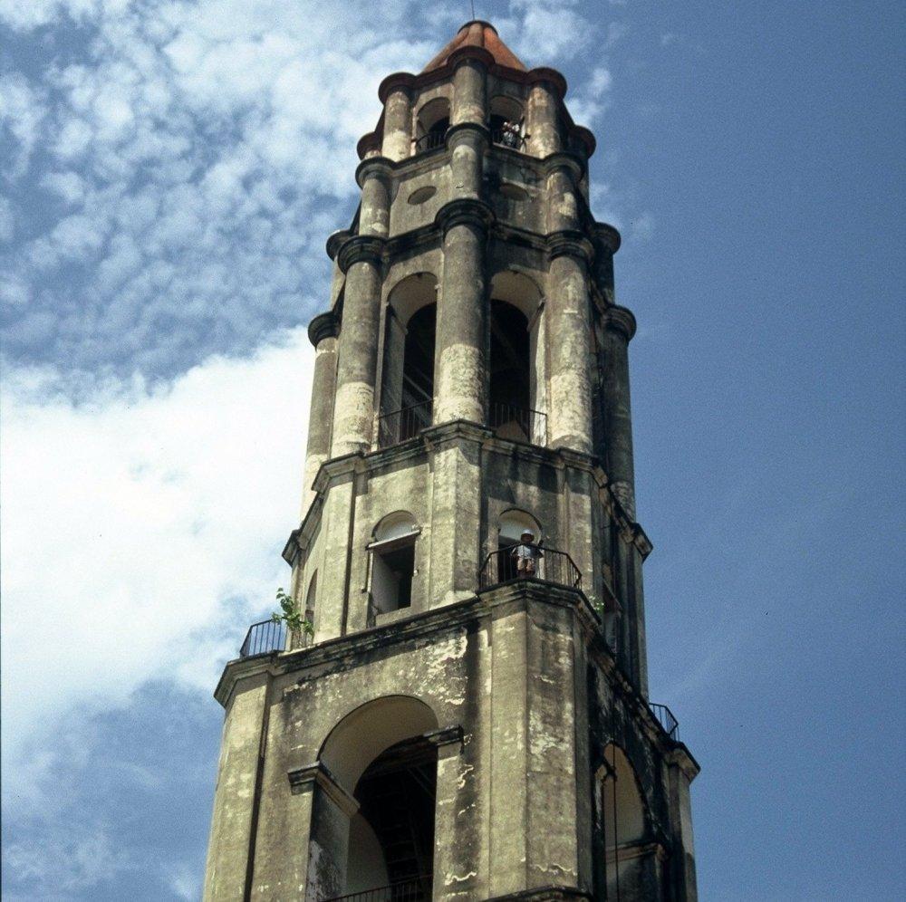 Cuba : Valle de los Ingenios Manaca Iznaga