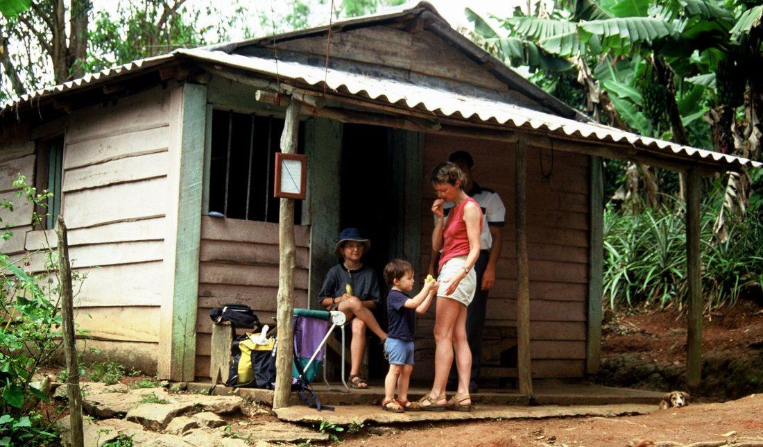 Cuba : Parque Natural Topes de Collantes