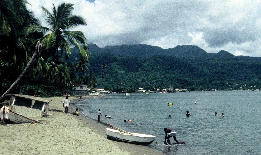Dominica : Portsmouth
