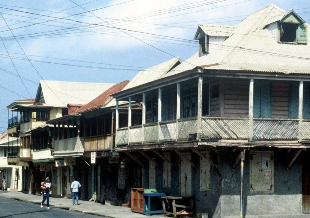 Dominica : Roseau