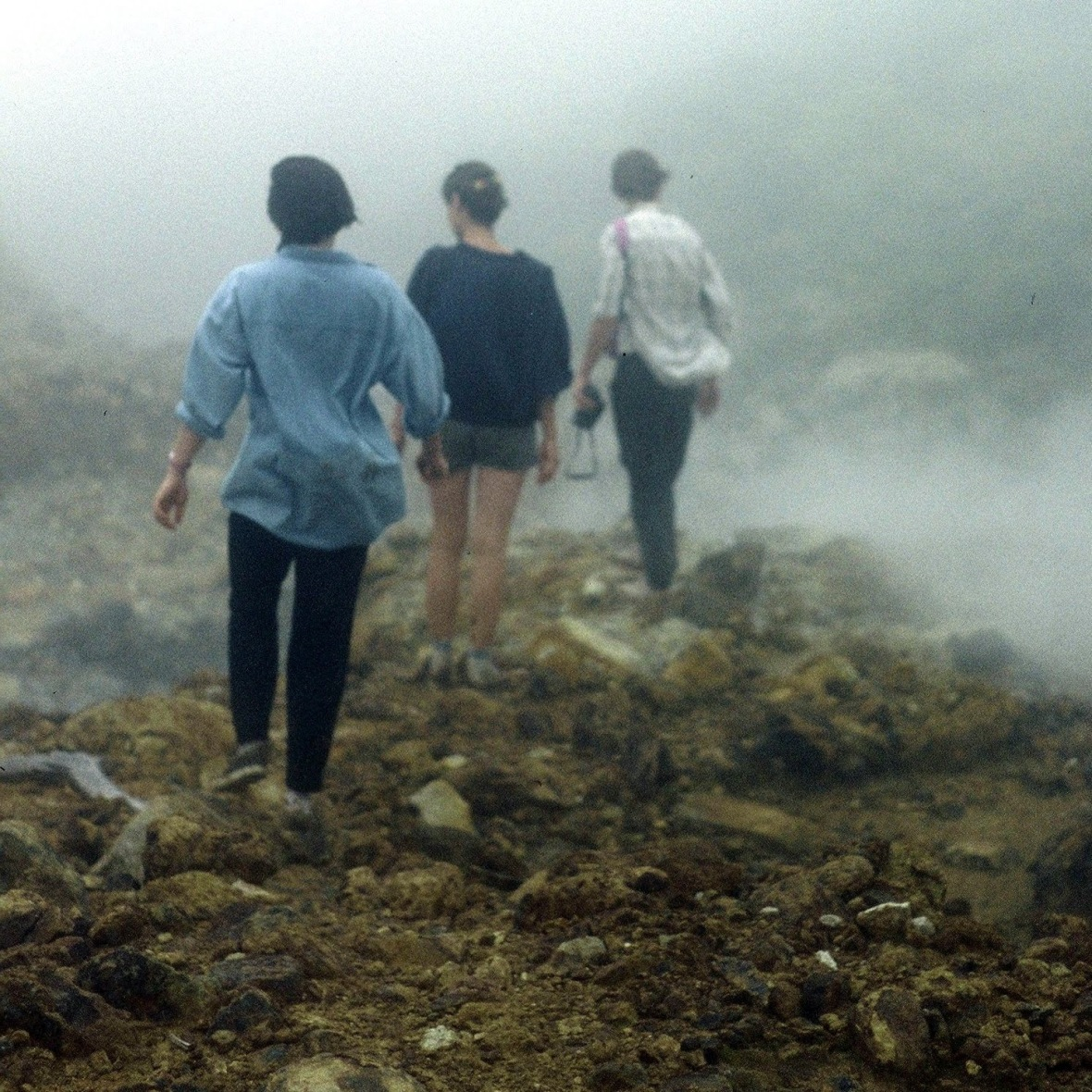 Dominica : Boiling Lake Valley of Desolation