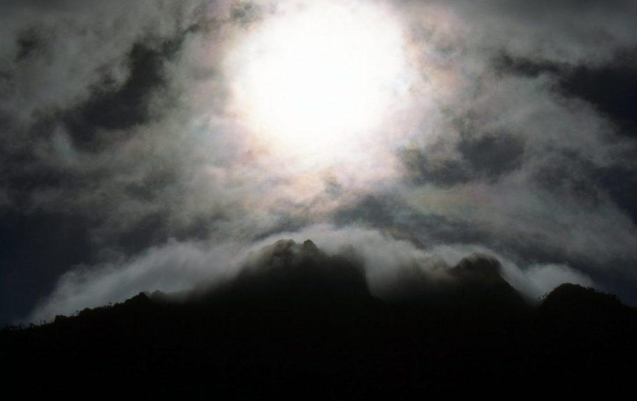 Saba : Mount Scenery