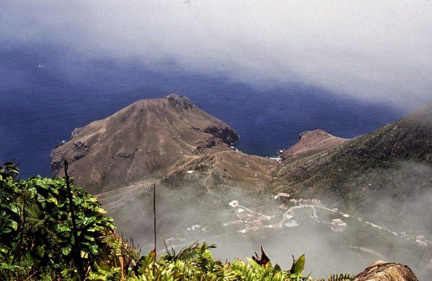 Saba : Mount Scenery Trail