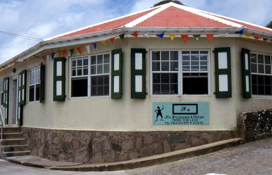 Saba : The Bottom