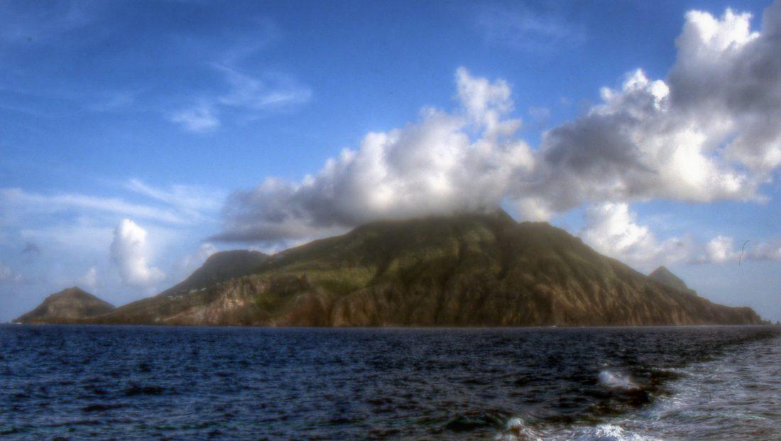 Ferry from  Sint Marteen to Saba