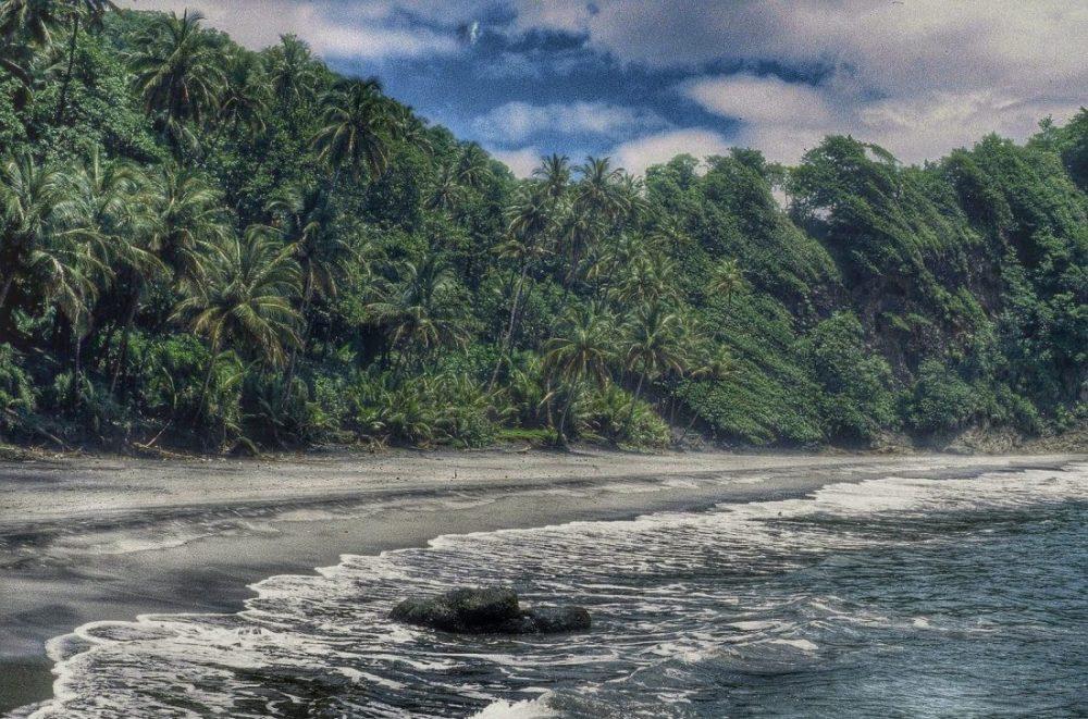 Martinique : Anse à Voile