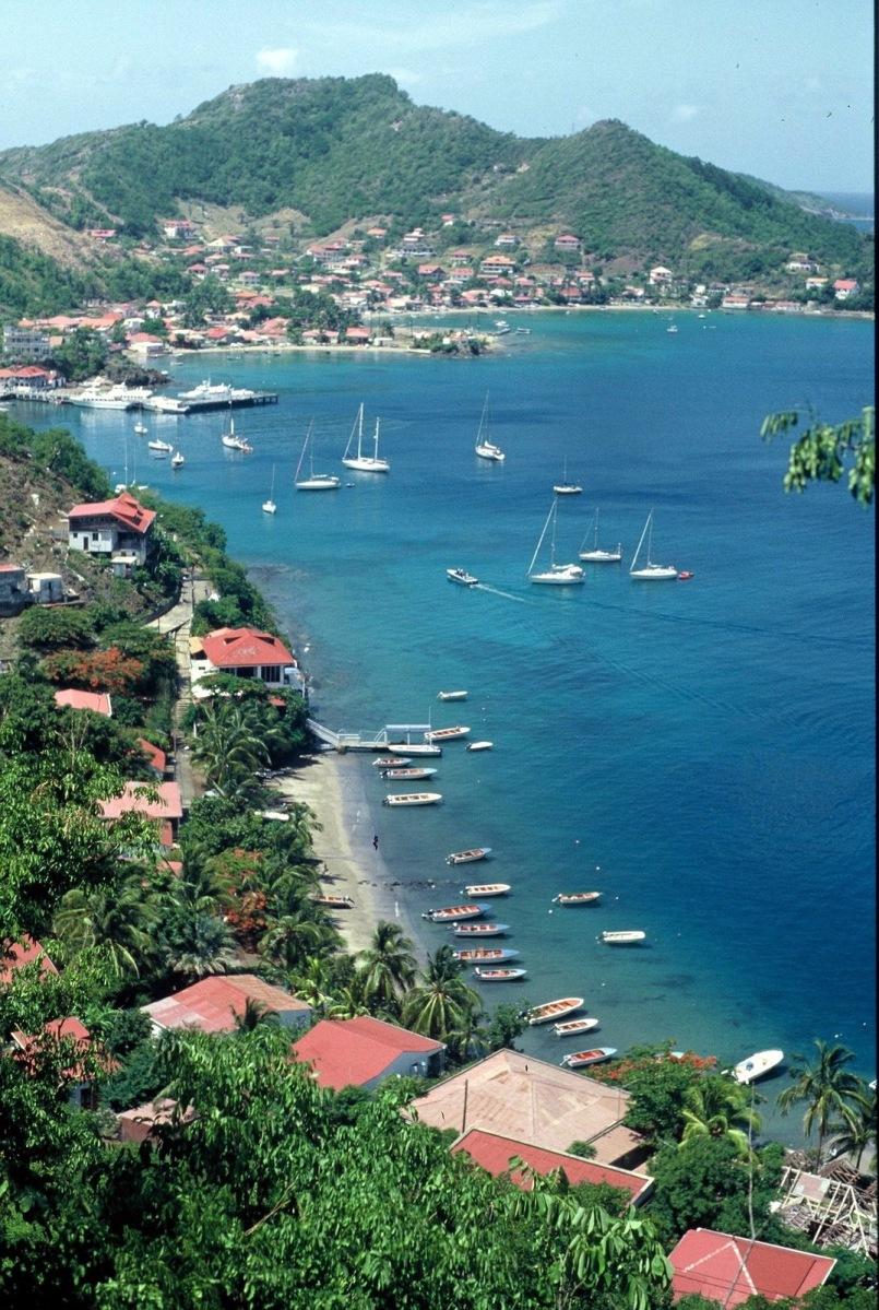 Guadeloupe : Les Saintes