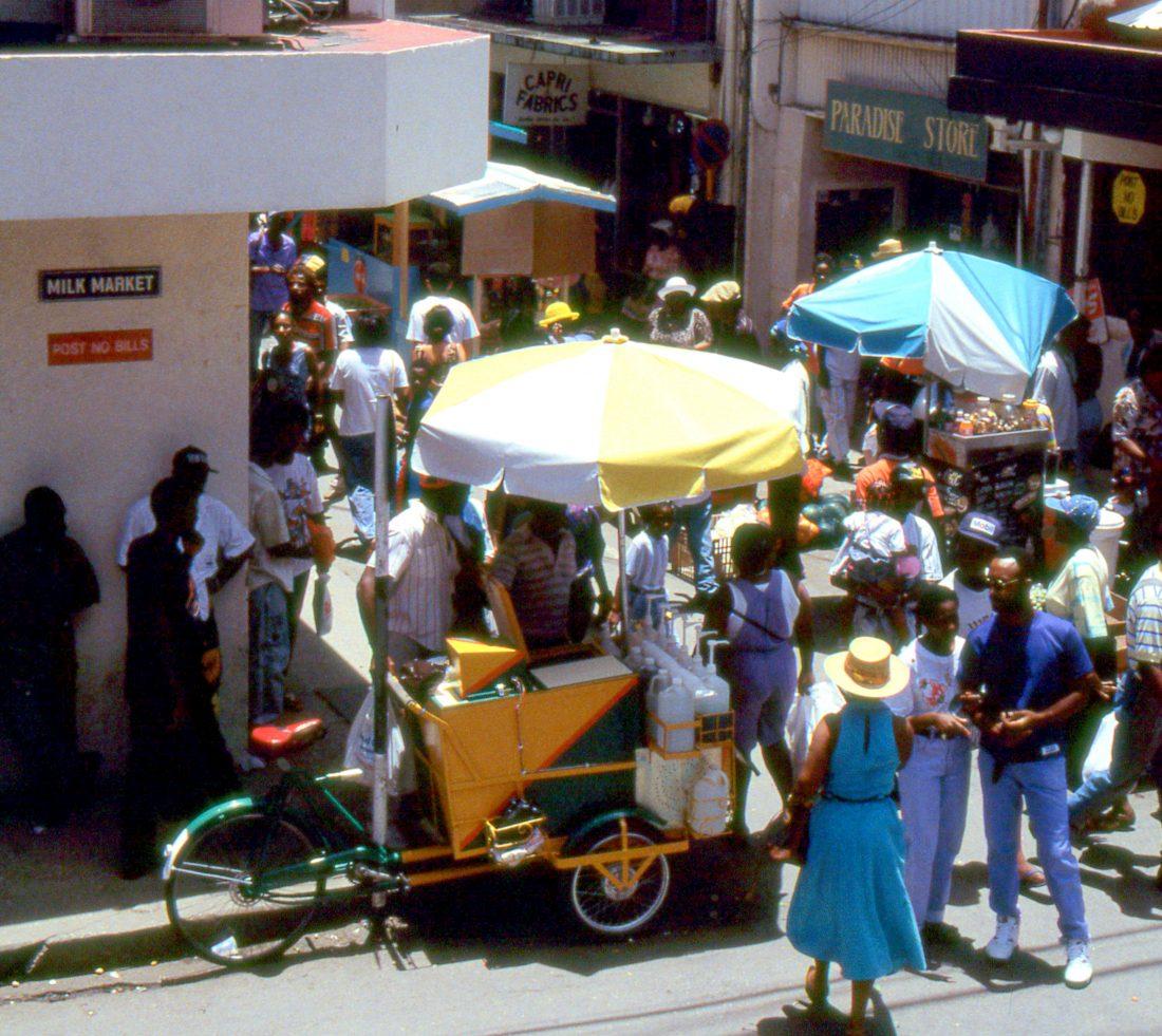 Barbados : Bridgetown
