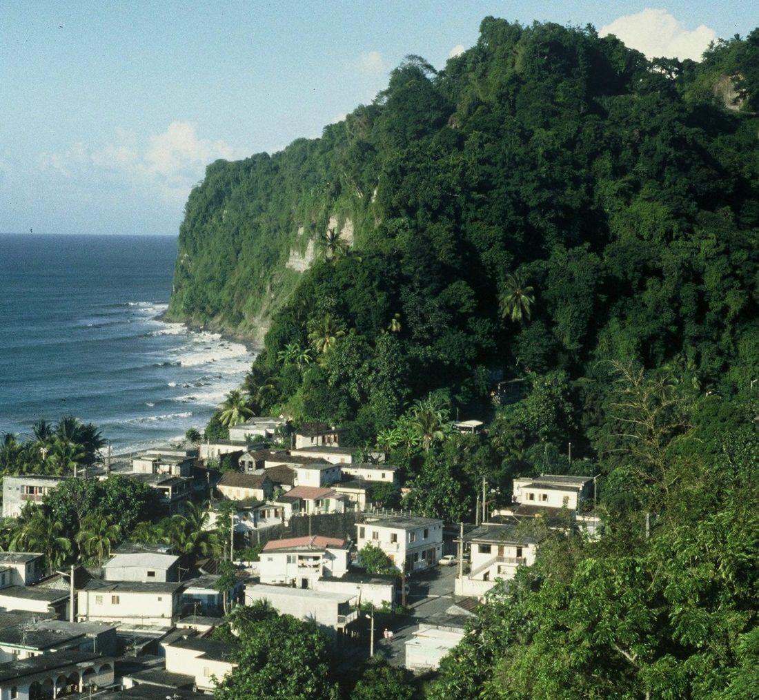 Martinique : Grand Rivière