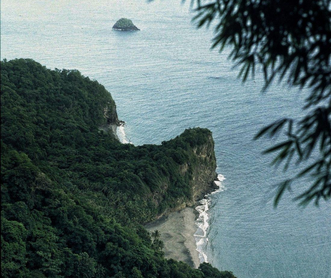 Martinique : Trace Prêcheur-Grand-Rivière (Anse-Céron)