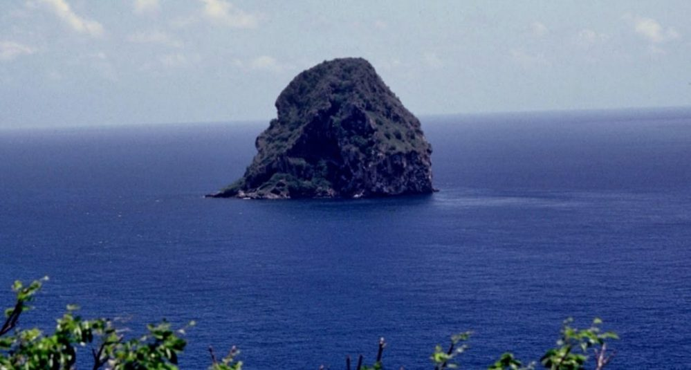 Martinique : Le Diamant