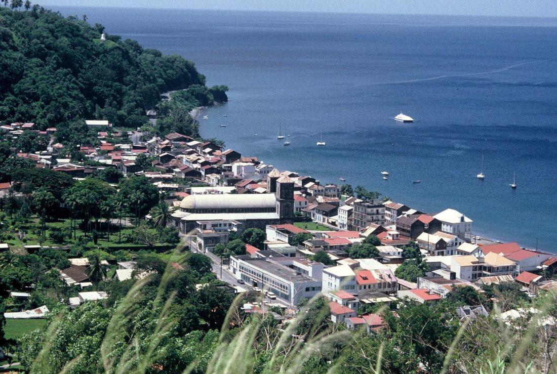 Martinique : Saint Pierre
